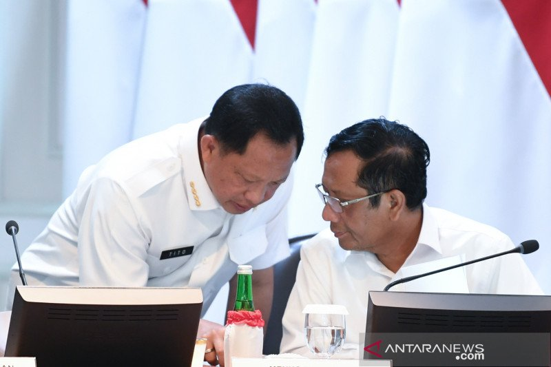 Mendagri tidak mau intervensi daerah terkait polemik RAPBD DKI Jakarta