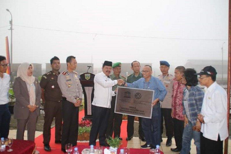 Padang Panjang terima sertifikat warisan dunia dari UNESCO