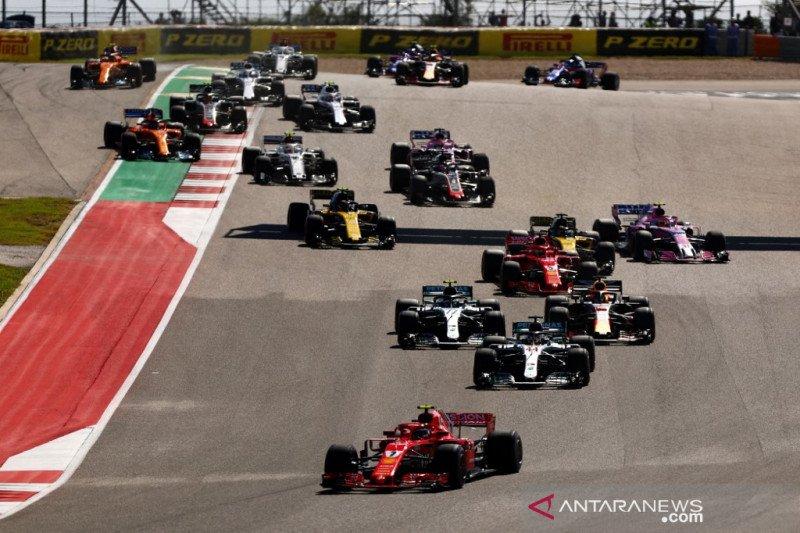 Statistik Grand Prix di Amerika Serikat