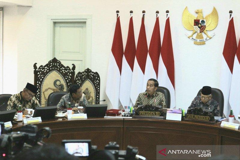 Jokowi cari alternatif sebutan radikalis jadi 'Manipulator Agama'