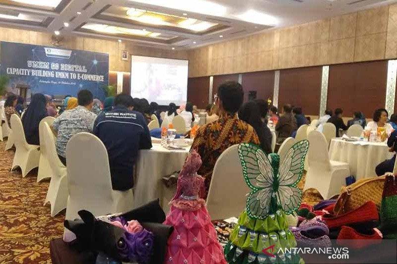 Bantu pasarkan produk UMKM, BI Kalteng gandeng Bukalapak