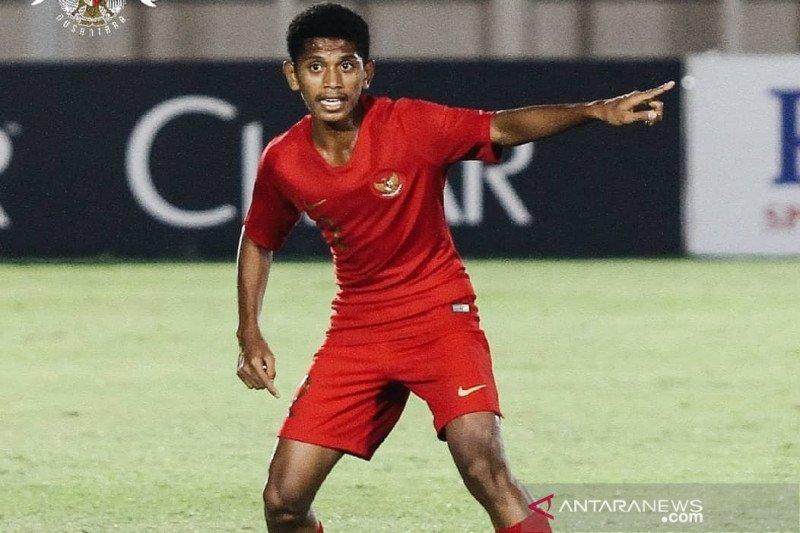 Pemain timnas U-16 Alfin Lestaluhu meninggal dunia
