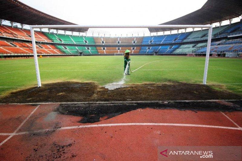 Pengelola GBT: Perbaikan kerusakan stadion segera selesai