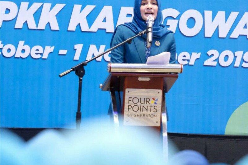 TP PKK Gowa bekali kadernya pemahaman pencegahan stunting