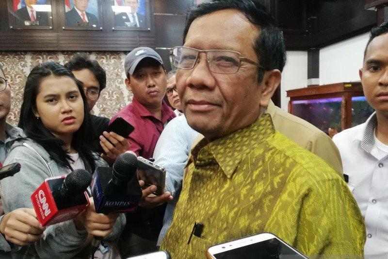 Mahfud MD: tidak ada bukti pemerintah cekal Habib Rizieq
