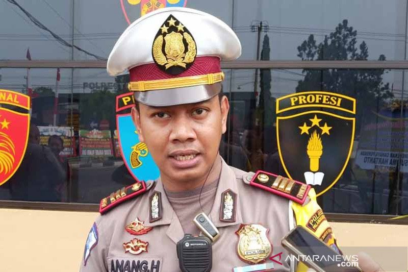 Polresta Palangka Raya dalam sepekan jaring 983 pelanggar lalu lintas