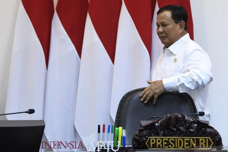 Janji Menhan Prabowo terkait alutsista TNI