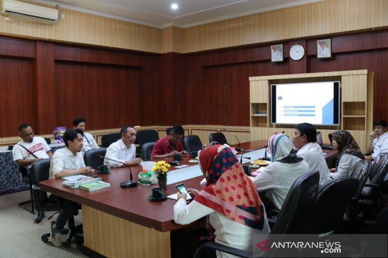 Pemkab Garut belajar kelola informasi ke Diskominfo Bogor