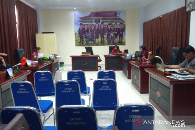Komisi III DPRD Manado pertanyakan ketidakhadiran eksekutif dalam rapat