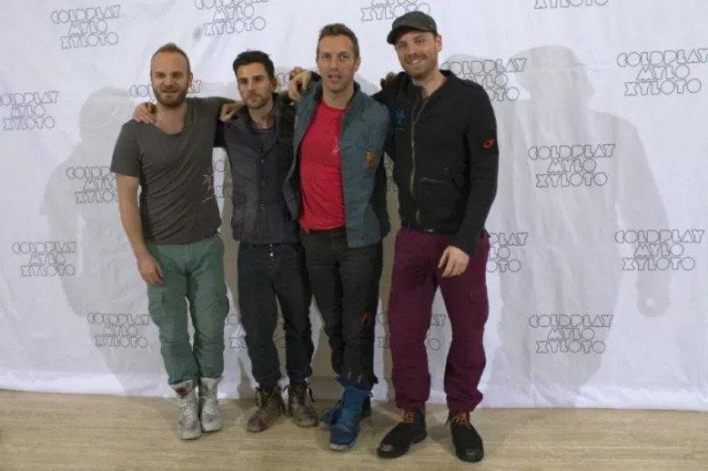 """""""Game of Thrones"""" yang menginspirasi Coldplay"""