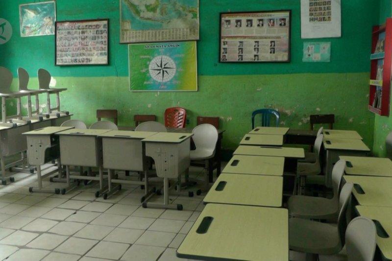 Di ambang tidak sehat, libur sekolah di Palembang diperpanjang