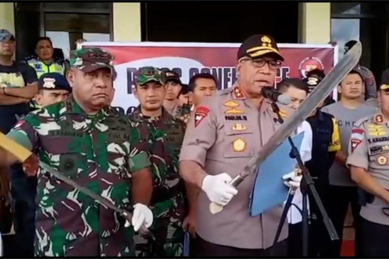 Polisi tangkap pelaku penikaman warga Toraja di Wamena