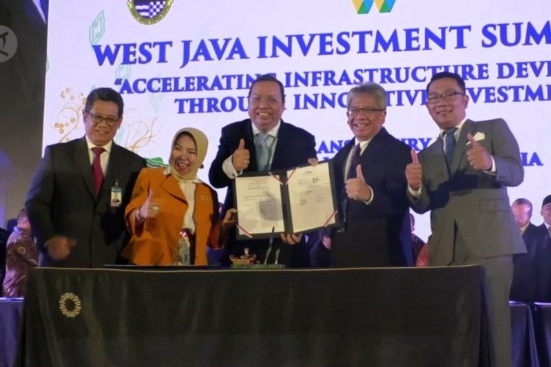 WJIS 2019 serap investasi baru di Jabar Rp 63 Triliun