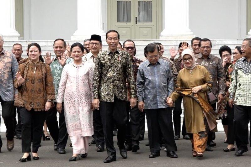 Kesan mendalam Jokowi  tentang  JK