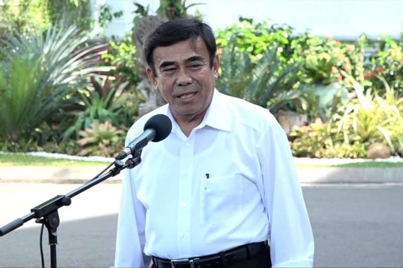 Fachrul Razi masuk kabinet Jokowi
