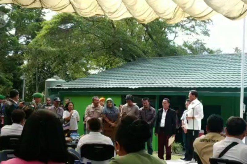Warga pendatang dan asli Papua satu suara inginkan damai di Wamena
