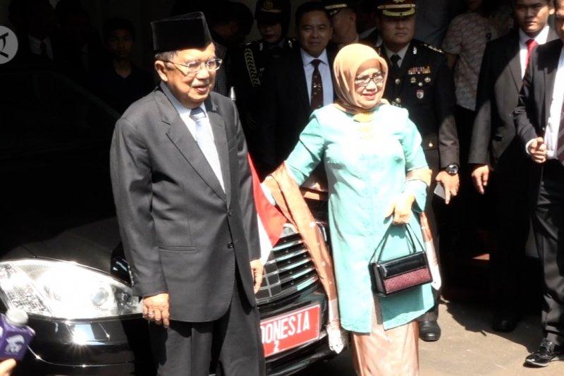 Jusuf Kalla tinggalkan rumah dinas di Jalan Diponegoro