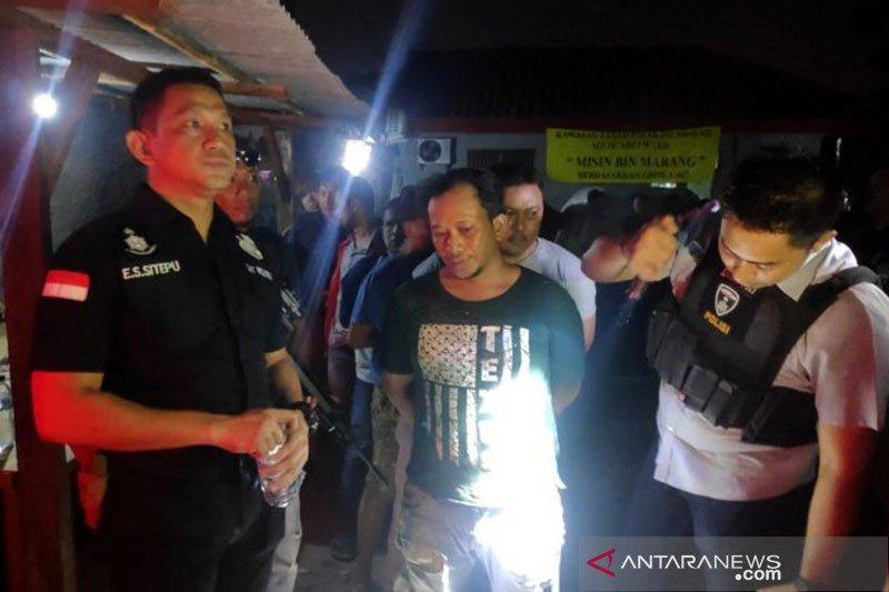 11 preman penguasa lahan di pasar Darurat Kapuk diringkus polisi