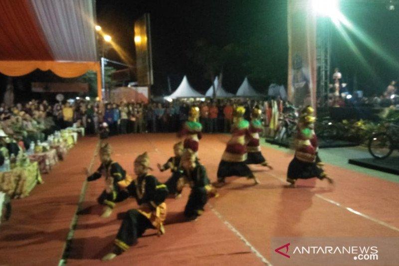 Penampilan kesenian anak Pariaman pukau penonton pembukaan TdS 2019