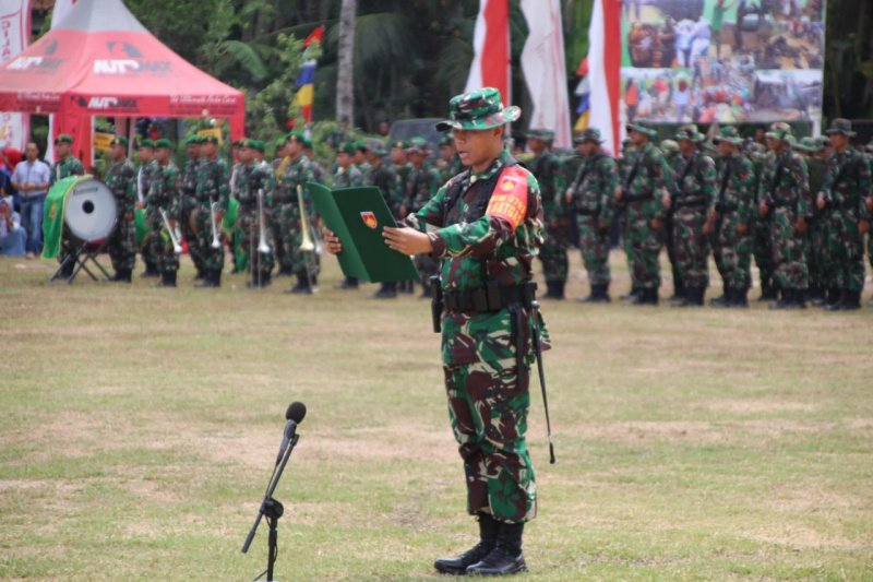 TMMD Cilacap habiskan Rp1,1 miliar bangun Desa Cilibang