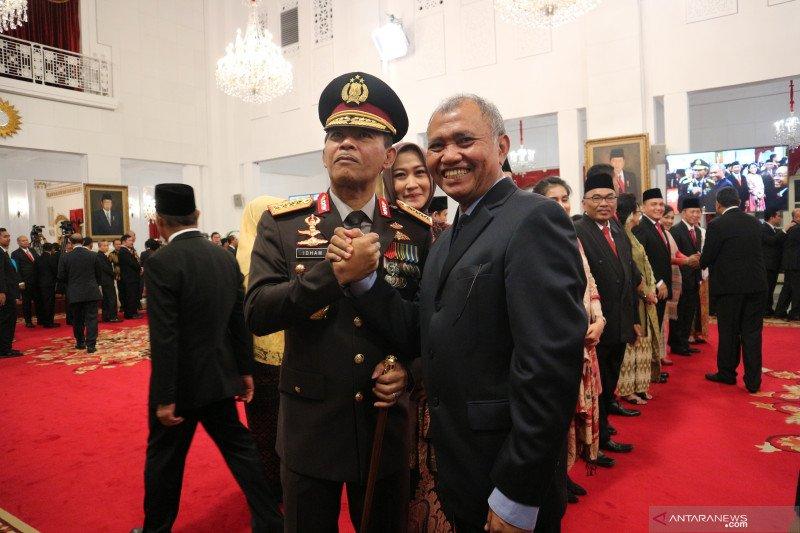 Kapolri Idham Azis tak komentari  kelanjutkan kasus Novel Baswedan