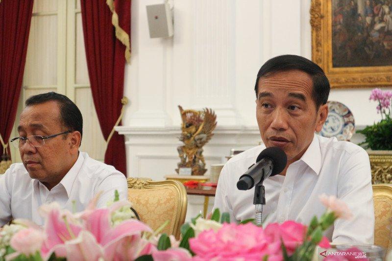 Presiden Jokowi masih susun nama-nama Dewan Pengawas KPK