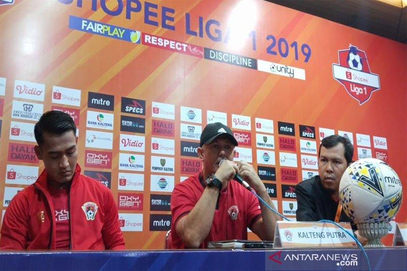 Laga Kalteng Putra kontra Persib Bandung jadi ajang balas dendam