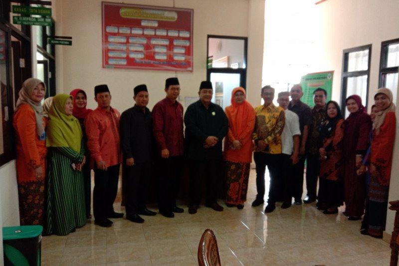 Komisi V DPRD Sumbar tinjau pelayanan Rumah Sakit Paru dan RSUD Pariaman
