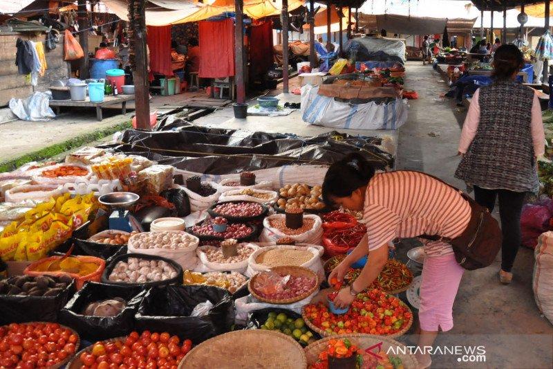 IHK Kelompok bahan makanan pemicu inflasi 0,7 persen di Sulsel