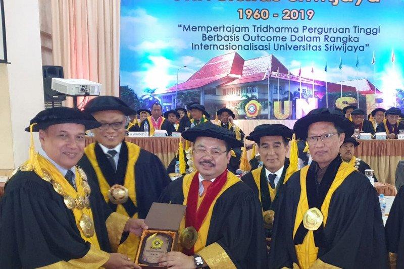 Unsri Palembang wajibkan  semua dosen melakukan pengabdian masyarakat
