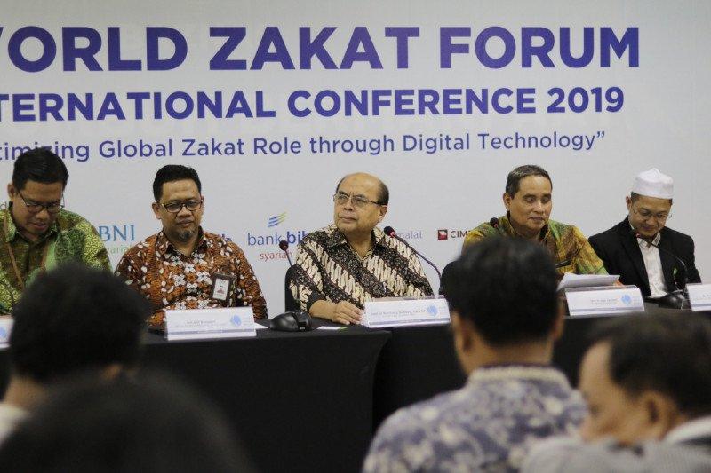 28 negara akan hadiri World Zakat Forum