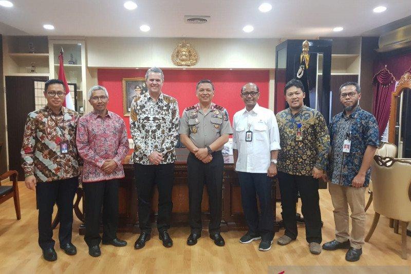 Atasi pembobolan pipa dan pencurian fasilitas produksi, SKK Migas-PT CPI curhat ke Polda Riau