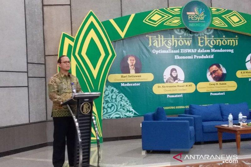 BI: Pertumbuhan ekonomi dan keuangan syariah di Sekarkijang cukup baik