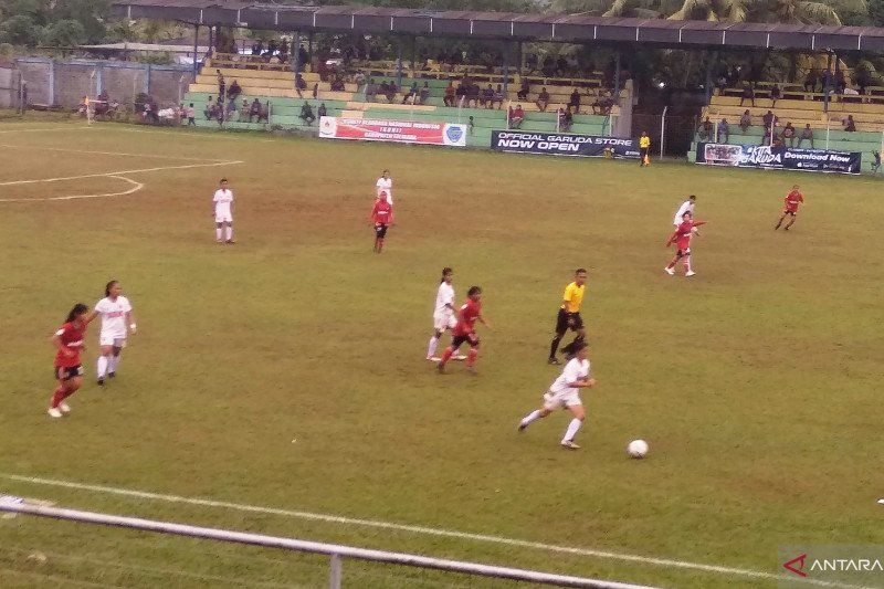 Tim putri Bali United kalahkan PSM 1-0