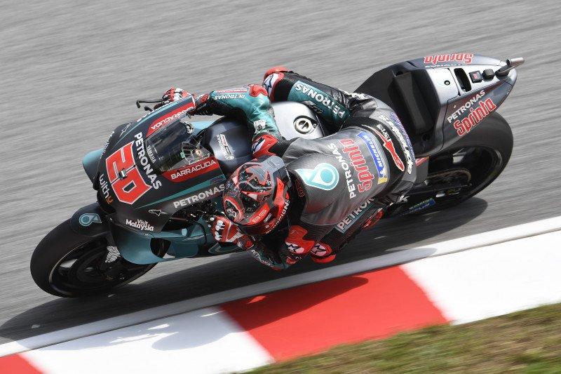 Fabio Quartararo masih tercepat di Sepang, Morbidelli potong jarak di FP3
