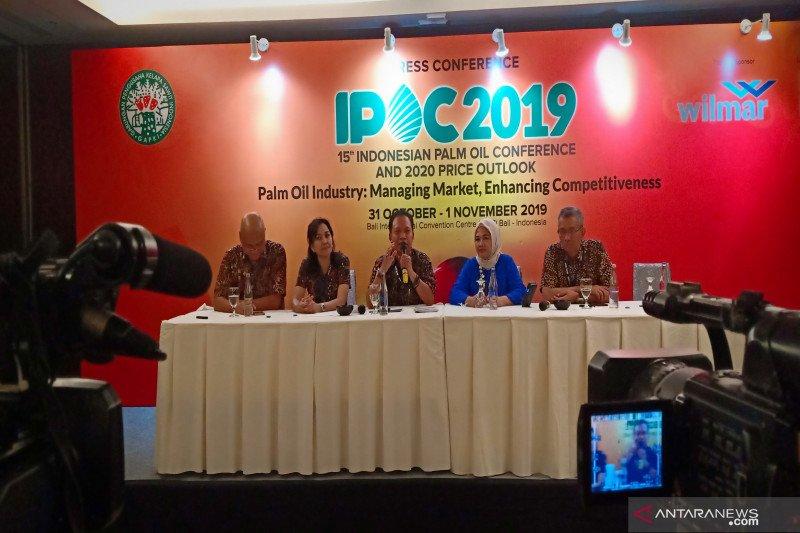 IPOC 2019, munculkan beragam solusi untuk kemajuan industri sawi