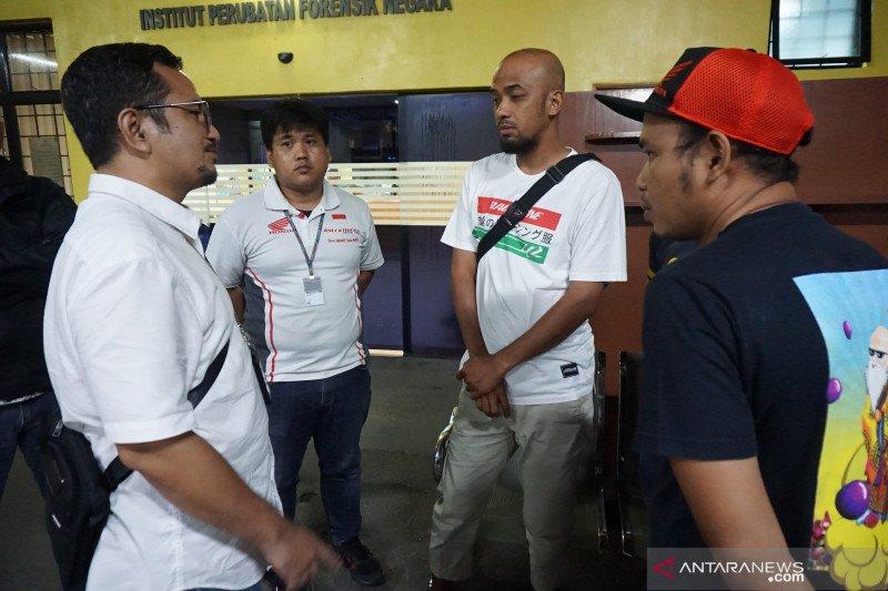 Begini kisah pebalap Afridza Syah yang meninggal di Malaysia