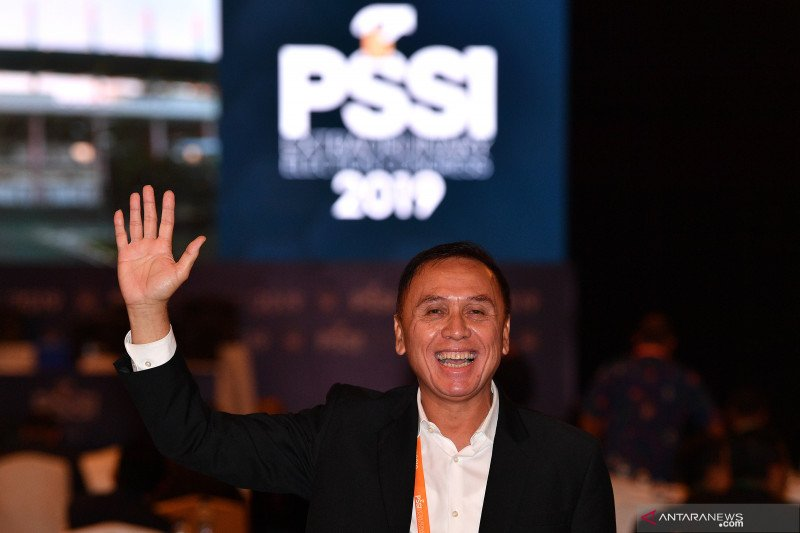 Iwan Bule Ketua Umum PSSI, FIFA: sepakbola Indonesia akan bangkit
