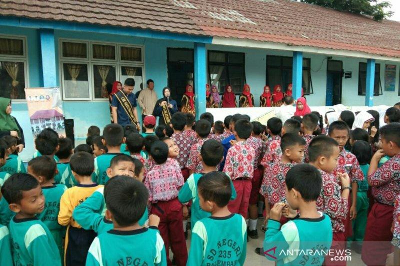 Museum SMB II  Palembang akan rutinkan kunjungan ke sekolah pinggiran