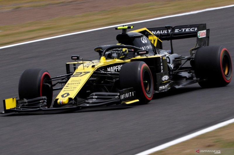 Renault rombak departemen  aerodinamika