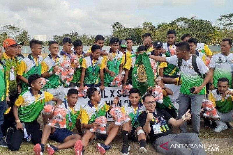 Sepakbola Sumut Lolos Pon  Antara News Kalimantan Tengah