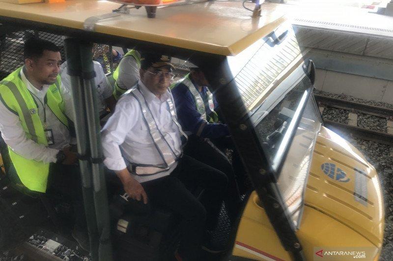 Kereta Api Bandara Solo ditargetkan beroperasi Desember