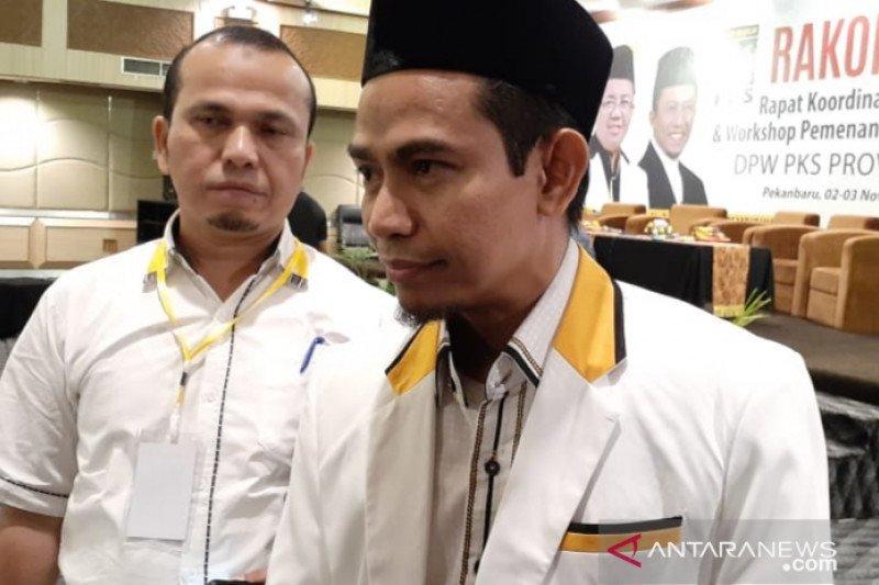 Ketua PKS Riau minta Pemkot dan DPRD Pekanbaru kompak lawan COVID-19