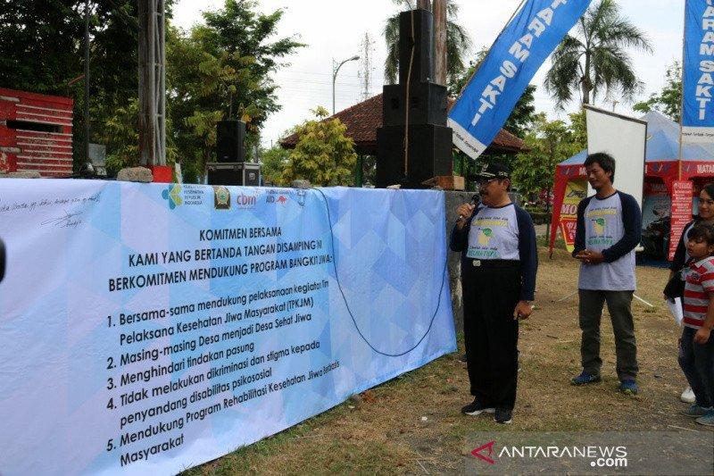 Wabup Kulon Progo ajak masyarakat ramah kepada disabilitas psikososial