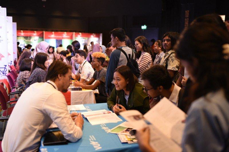 Animo siswa Indonesia untuk kuliah di Belanda tinggi
