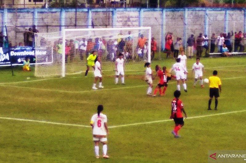 Liga 1 Putri — Tim Putri Persipura-Tolikara tekuk PSM 3-0