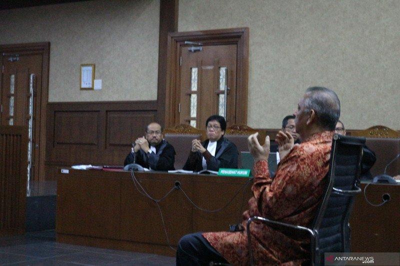 Mantan Dirut PT PLN Sofyan Basir divonis bebas dalam perkara PLTU MT Riau-1