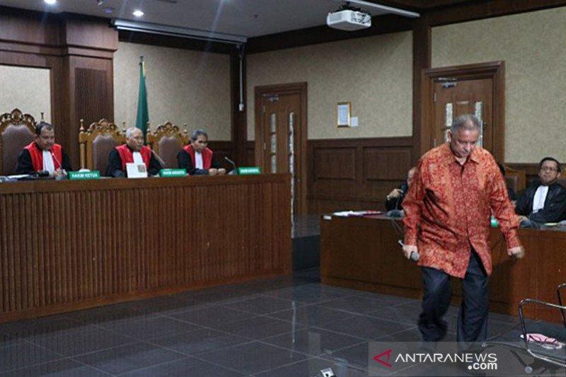 Hakim Perintahkan Pembukaan Blokir Seluruh Rekening Sofyan