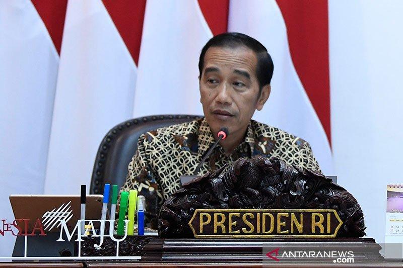 Presiden: Belanja barang jasa masih gunakan pola pikir lama