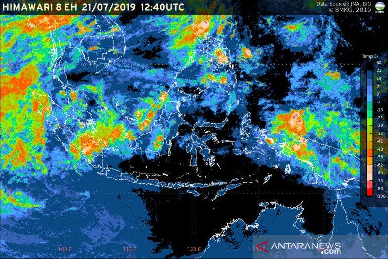 BMKG sebut Sumatera Selatan masuki musim  peralihan